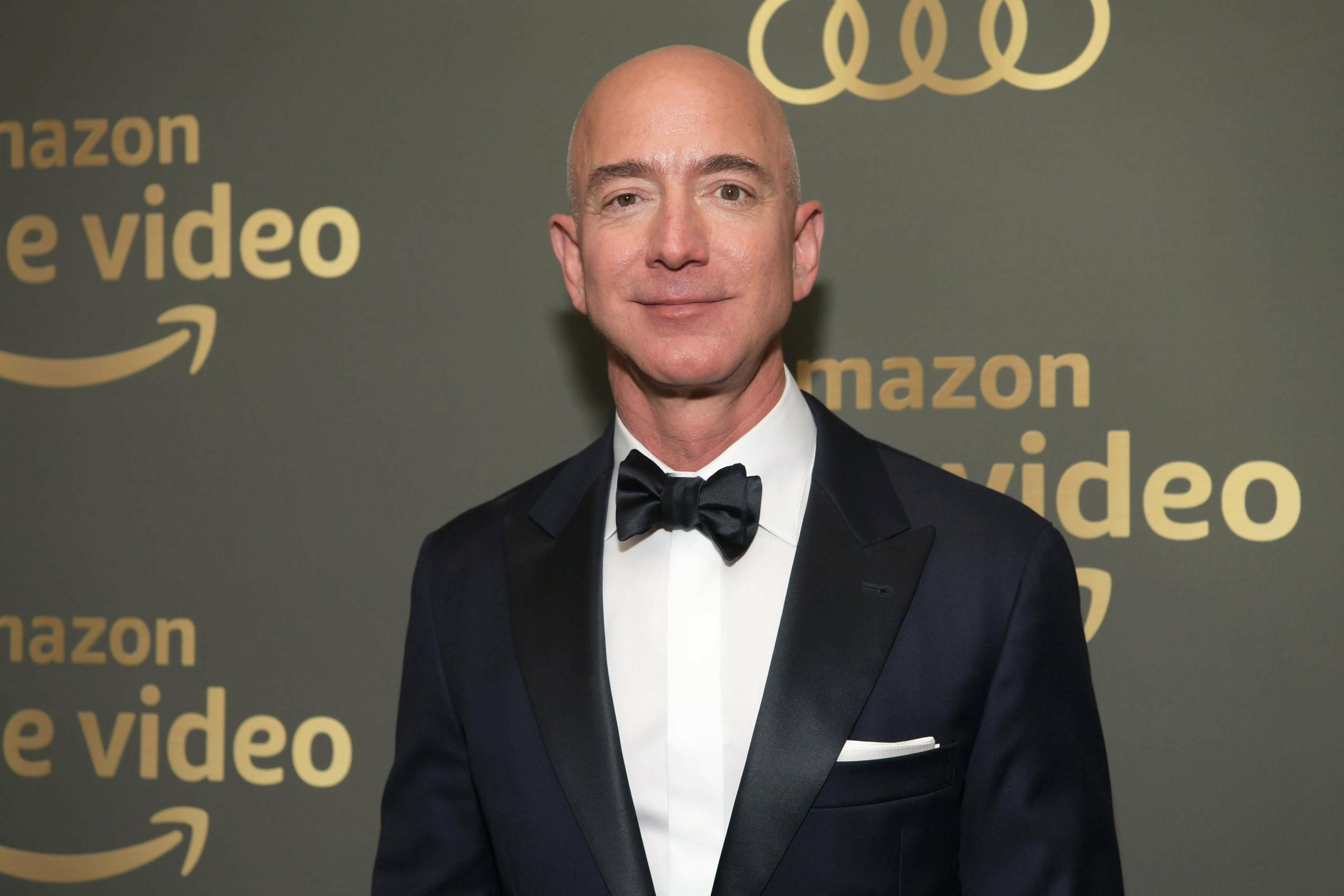 Rahasia Bisnis Jeff Bezos oleh Coach Yohanes G. Pauly