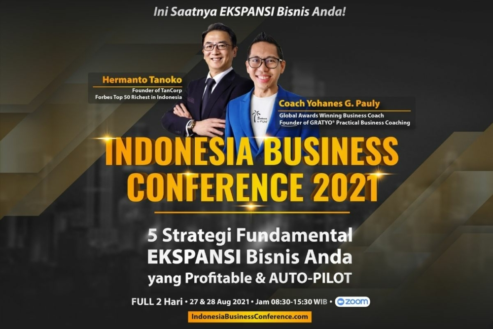 Indonesia Business Conference